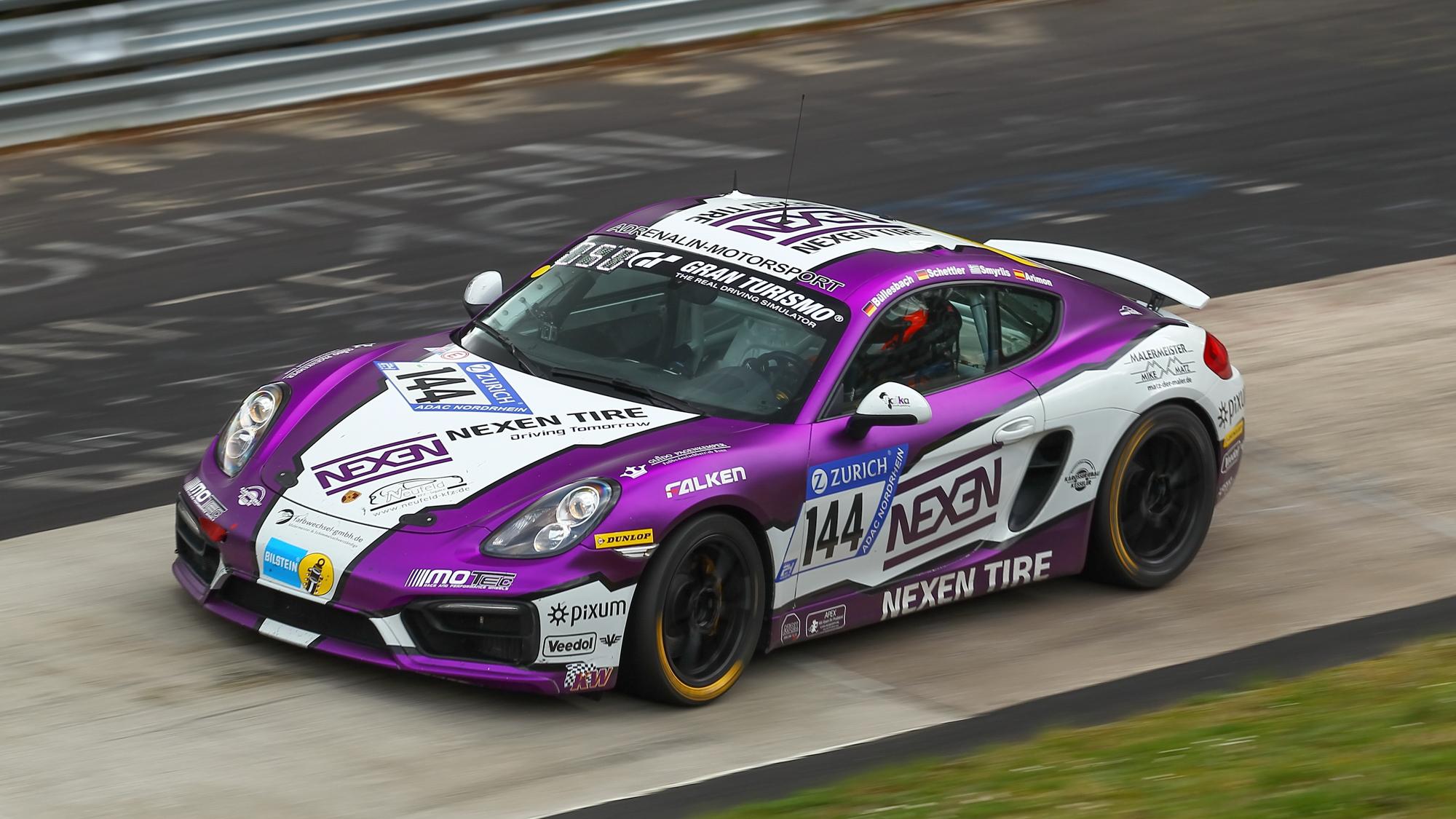 Gelungene Generalprobe für das PIXUM Team Adrenalin Motorsport