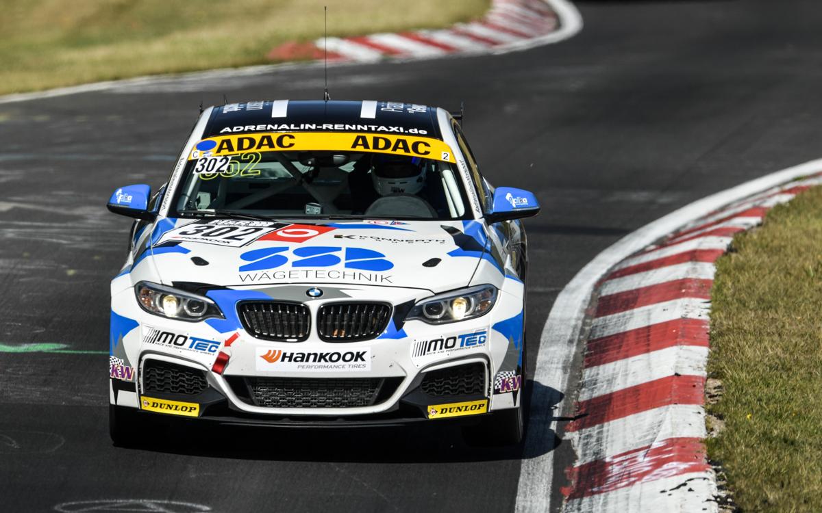 Vom PC zum RCN Rundenrekord im M235i Cup