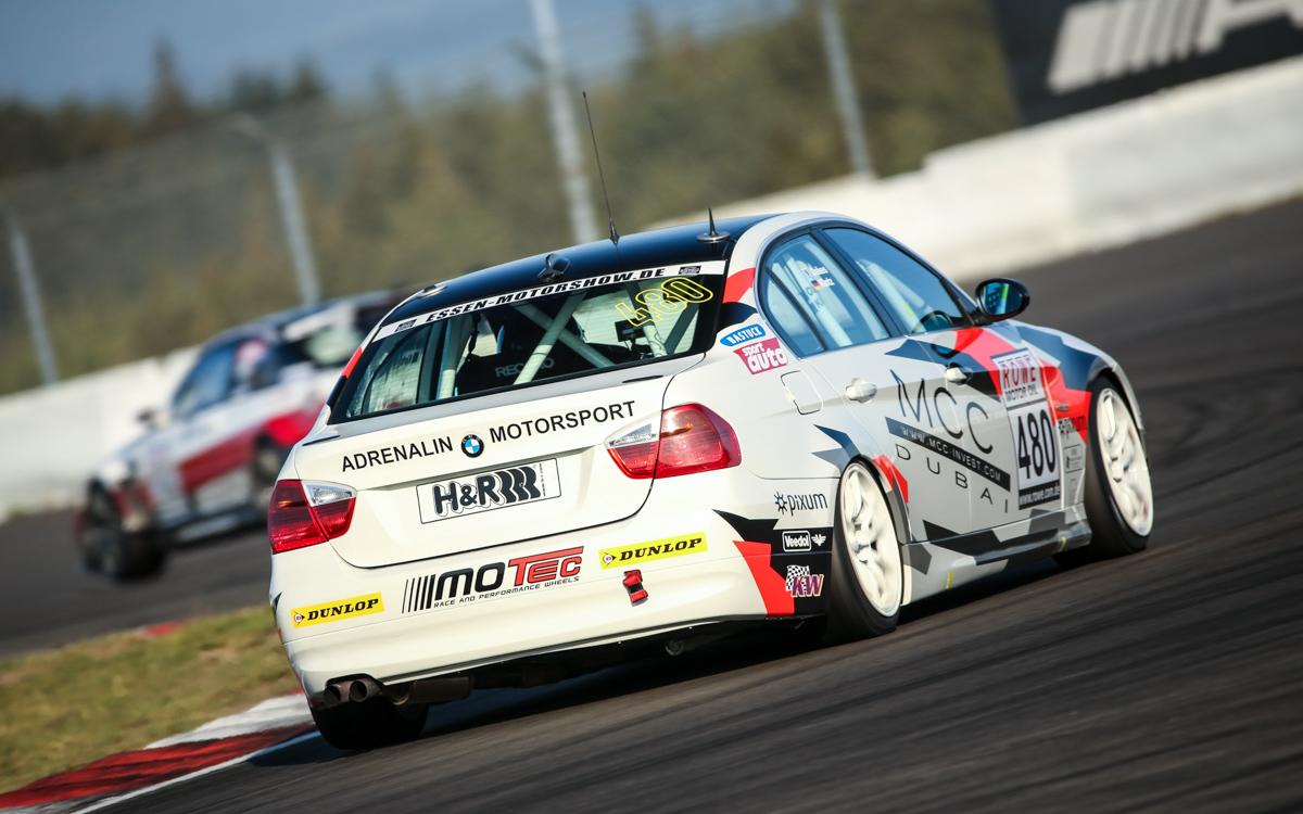 PIXUM Team Adrenalin Motorsport überzeugt erneut mit starkem Mannschaftsergebnis