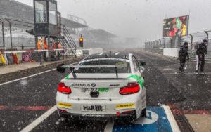 Wintereinbruch verhindert zweiten VLN-Lauf