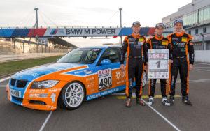 PIXUM Team Adrenalin Motorsport ist VLN-Meister und BMW M235i Racing Cup-Champion 2018
