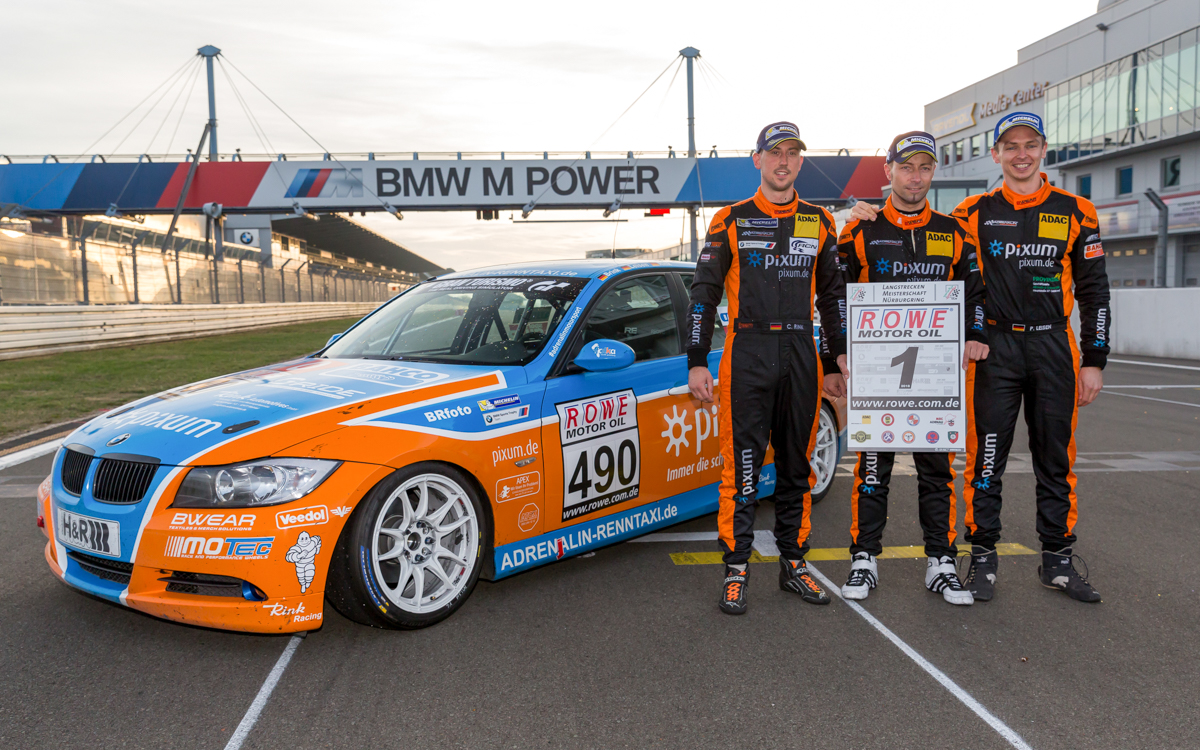 PIXUM Team Adrenalin Motorsport ist VLN-Meister und BMW M235i Racing Cup-Champion 2018